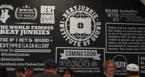 The Beat Junkies Institute Of Sound Grand Opening Video Recap