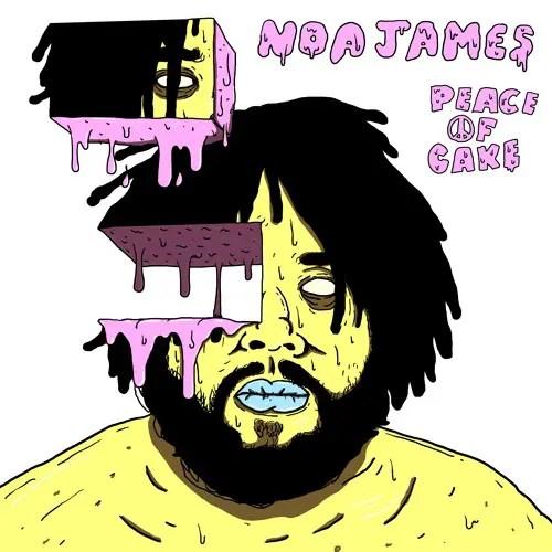"Noa James - ""Peace Of Cake"" EP"