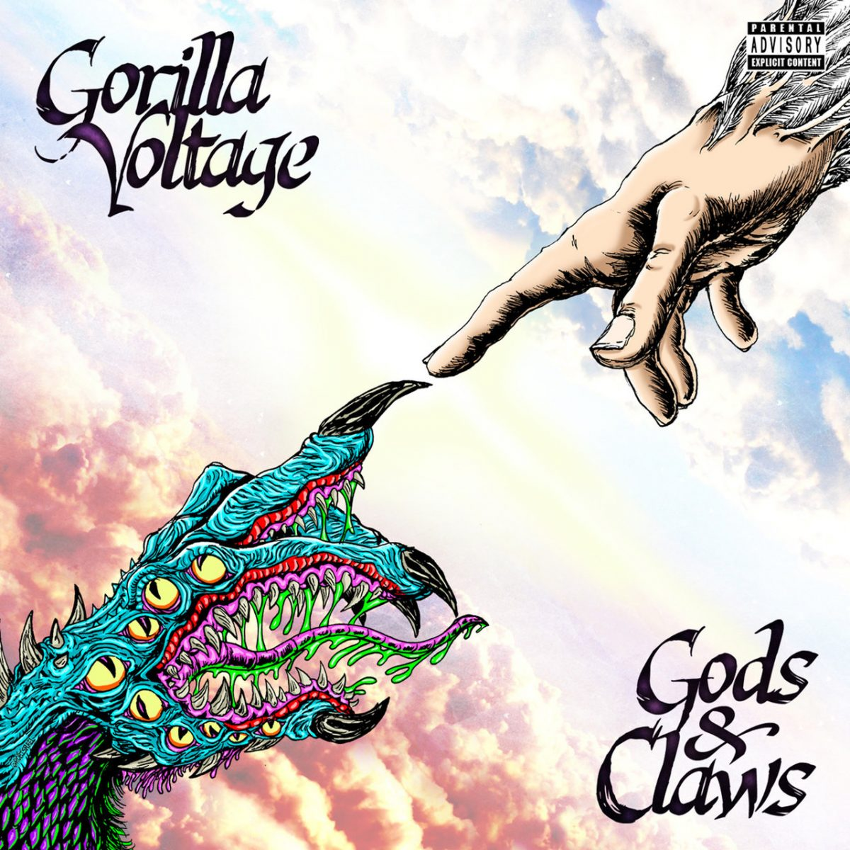 Gorilla Voltage – Gods & Claws (Album Review)