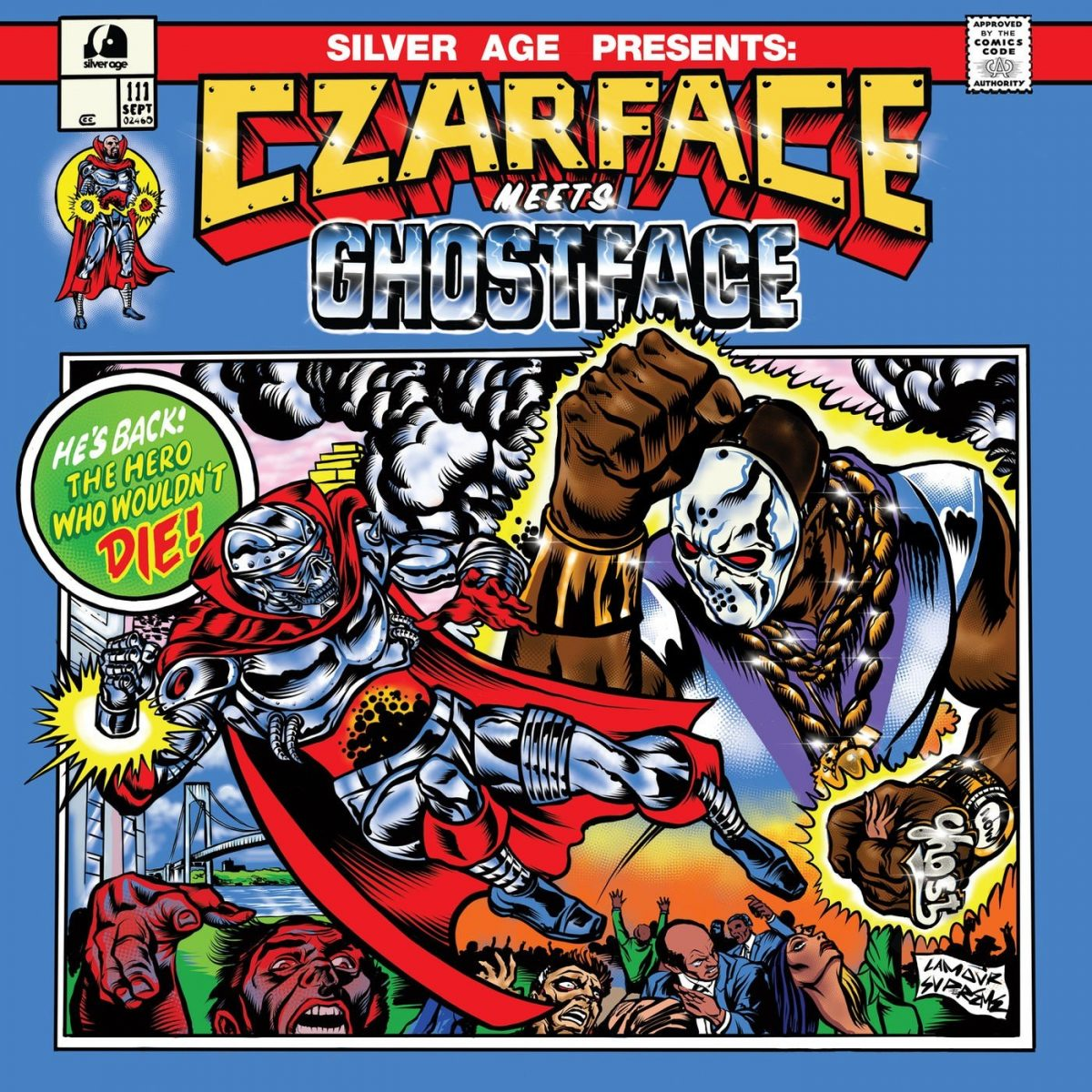 "CZARFACE & Ghostface Killah – ""CZARFACE Meets Ghostface"" (Album Review)"