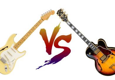 Curiosidades musicales: Fender & Gibson II