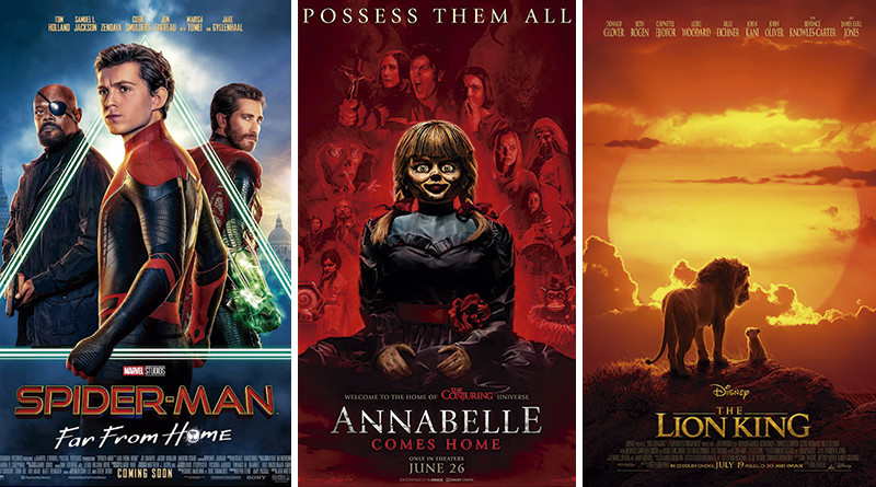 estrenos julio 2019