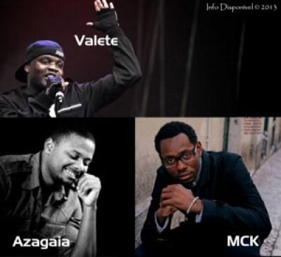 Azagaia, Valete & MCK Na Mesma Faixa Musical! [Saiba Mais]
