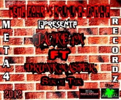 Jacke Da 4'M ft Drunk Master - Ser e Ter [Download Track]