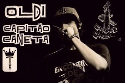 MC Oldi - Capitão Caneta (Prod. C.C.R) [Single]