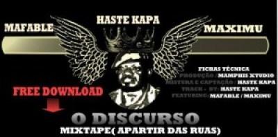 Haste Kapa ft Mafable & Maximus - O discurso