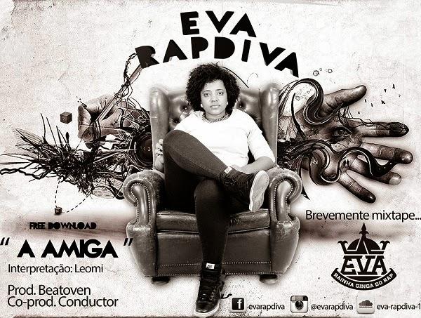 Áudio: Eva Rap Diva - A Amiga