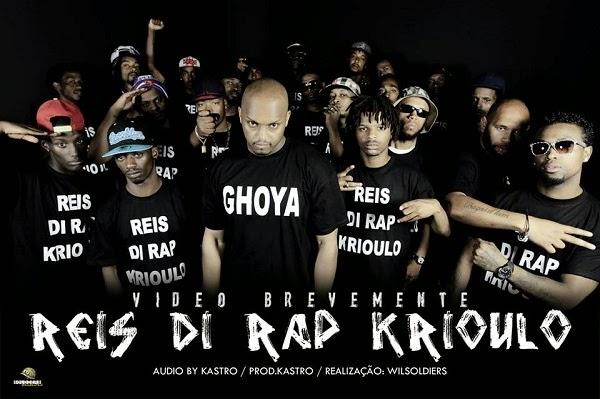 Vídeo: Kastro - Reis Di Rap Krioulo