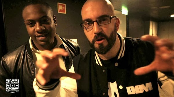 Vídeo: Kid MC -  #Sombra (Diários) Pt.02 | Porto/Portugal 14.12.13