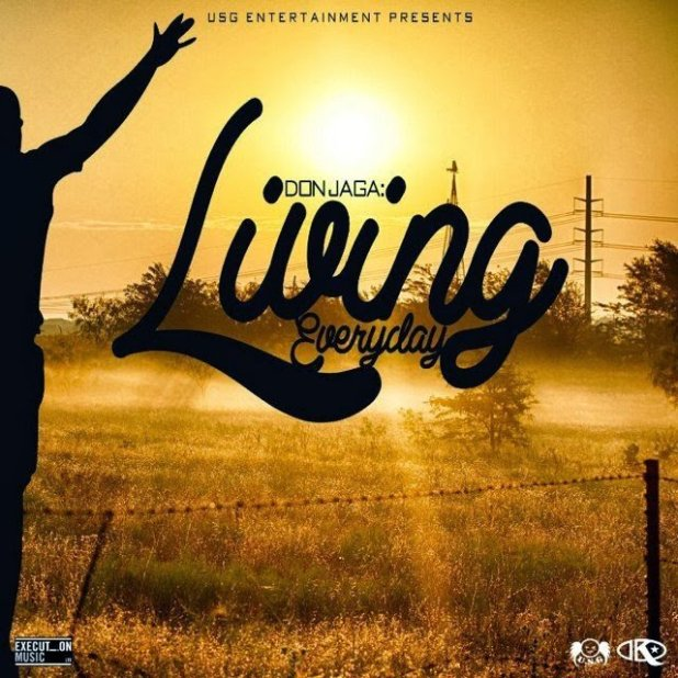 Áudio: Don Jaga - Living Everyday