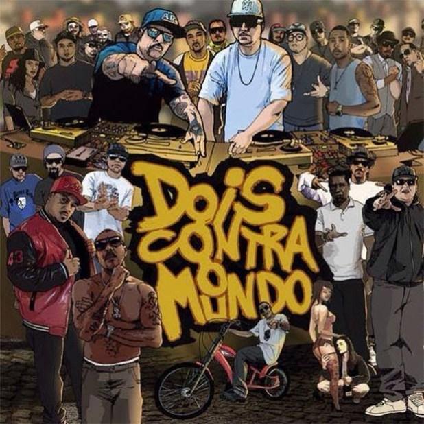 Coletânea: DJ Bola 8 e DJ Ka -  Dois Contra o Mundo