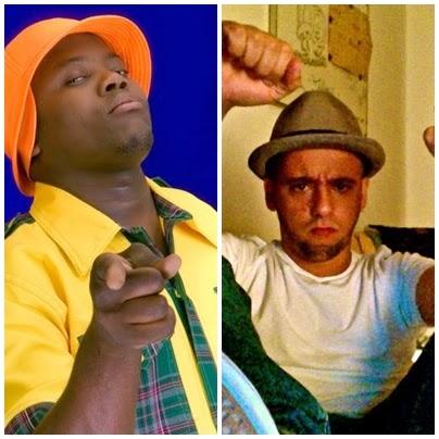Beef: Extremo Signo e Lucássio / Naice Zulu e Raf Tag em conflito físico em público