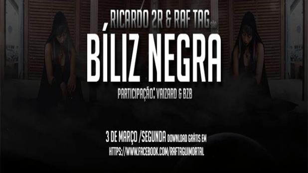 EP: Ricardo 2R & Raf Tag - Bíliz Negra
