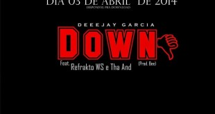 Áudio: Dj Garcia - Down