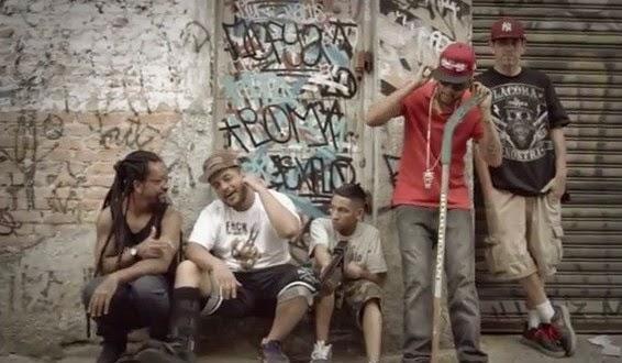 Vídeo: Rodrigo Ogi e Emicida - InSOMnia