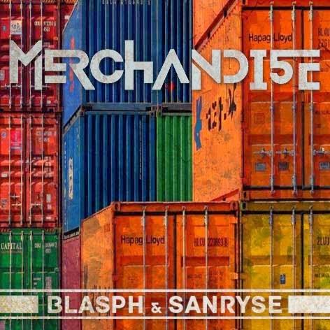 EP: Blasph & Sanryse - Merchandise