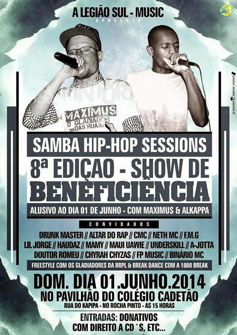 Evento: Show do Alkappa e Maximus 01/06/2014