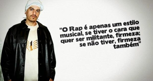 """Eduardo (ex-facção central) afirma, """"O Rap é apenas um estilo musical""""; entenda!"""