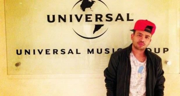 Projota assina com a Universal Music