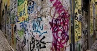 Câmara da Feira não quer graffiti em edifícios públicos e apresenta queixa-crime