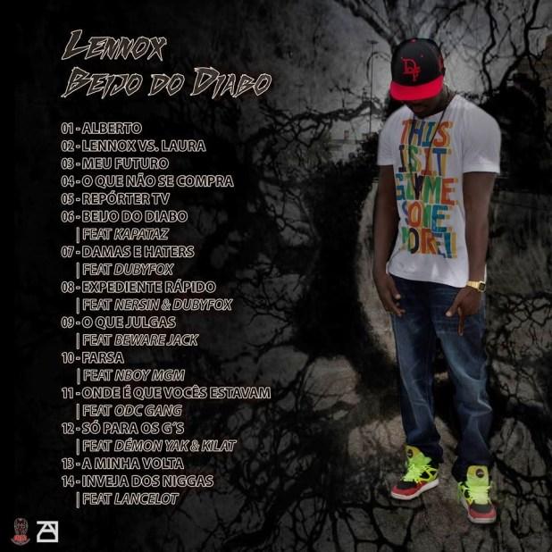 Mixtape: Lennox - Beijo do Diabo