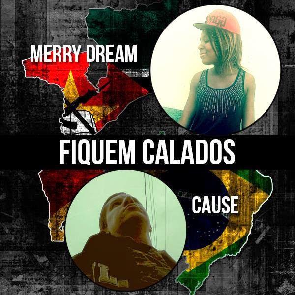 Single: Merry Dream ft. Cause - Fiquem Calados