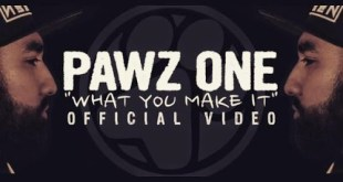 Vídeo: Pawz One - What You Make It