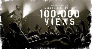 Áudio: Malabá & Dj Fellaz - 100.000 Views