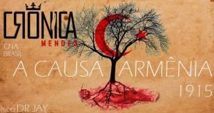 Vídeo: Crônica Mendes - A Causa Armênia