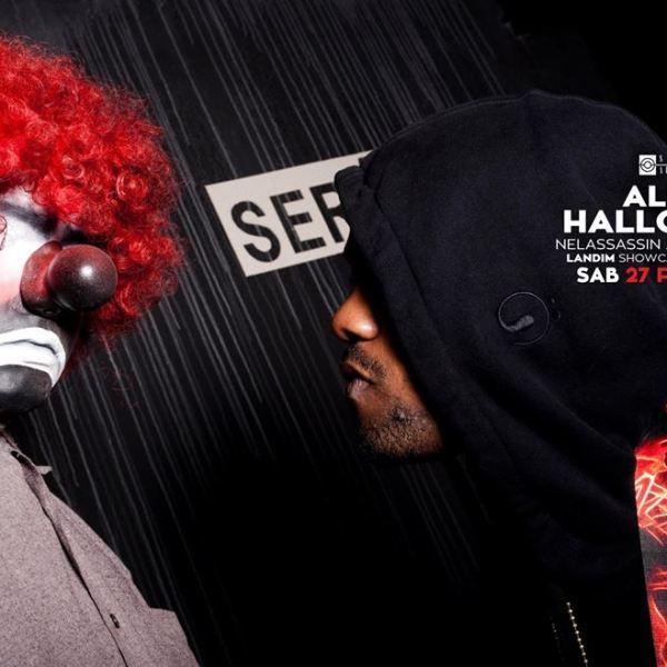 Allen Halloween - 27 Fevereiro ~Santiago Alquimista