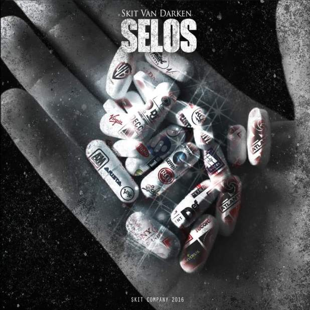 "Skit Van Daken lança single ""Selos"", Download"
