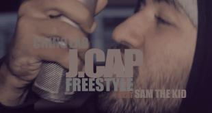 Vídeo: J.Cap - Freestyle (Sam The Kid na Beat)