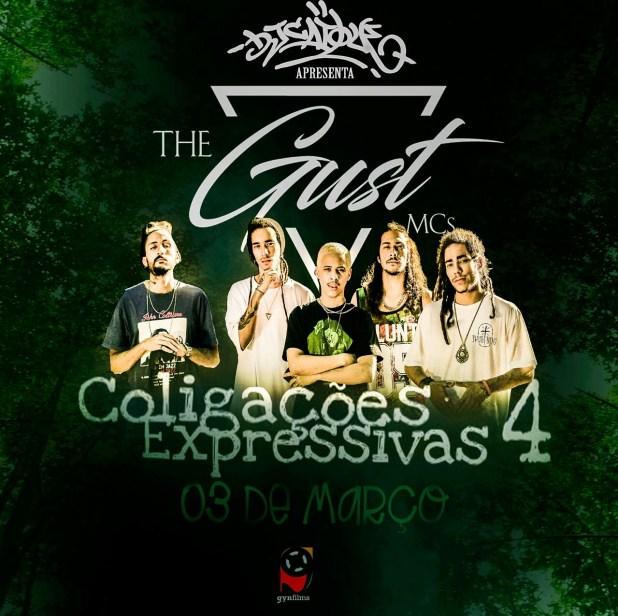 TheGust Mc's Coligações Expressivas 4