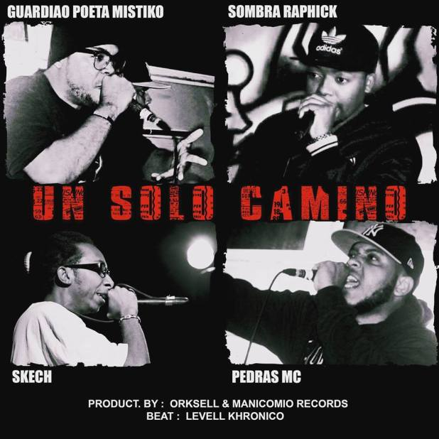 Guardião - Un Solo Camino feat Sombra, Skeck e Pedras [Download]