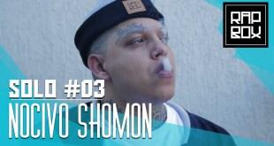 Vídeo: Nocivo Shomon - Anomalia (Prod. Mortão)