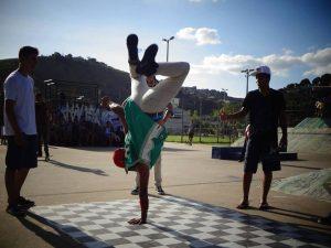 B. Boy Luizin fará uma performance na 13ª edição do Gangsta Paradise 2017