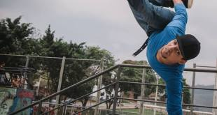 No Brasil, B.Boy Luizin leva Breaking para o Contém Cultura em Periquito, MG