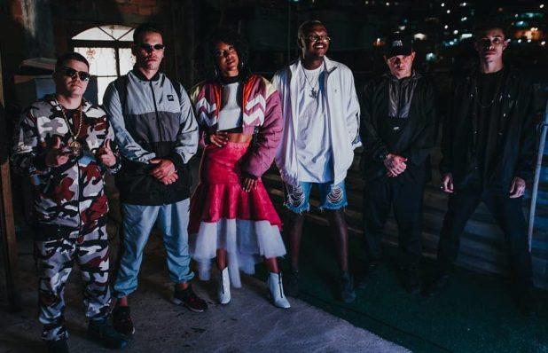 Favela Vive 3 - Dk, Djonga, Menor do Chapa, Lord, Choice, Negra Li
