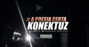 """Konektuz lança projecto """"Poesia Certa"""""""
