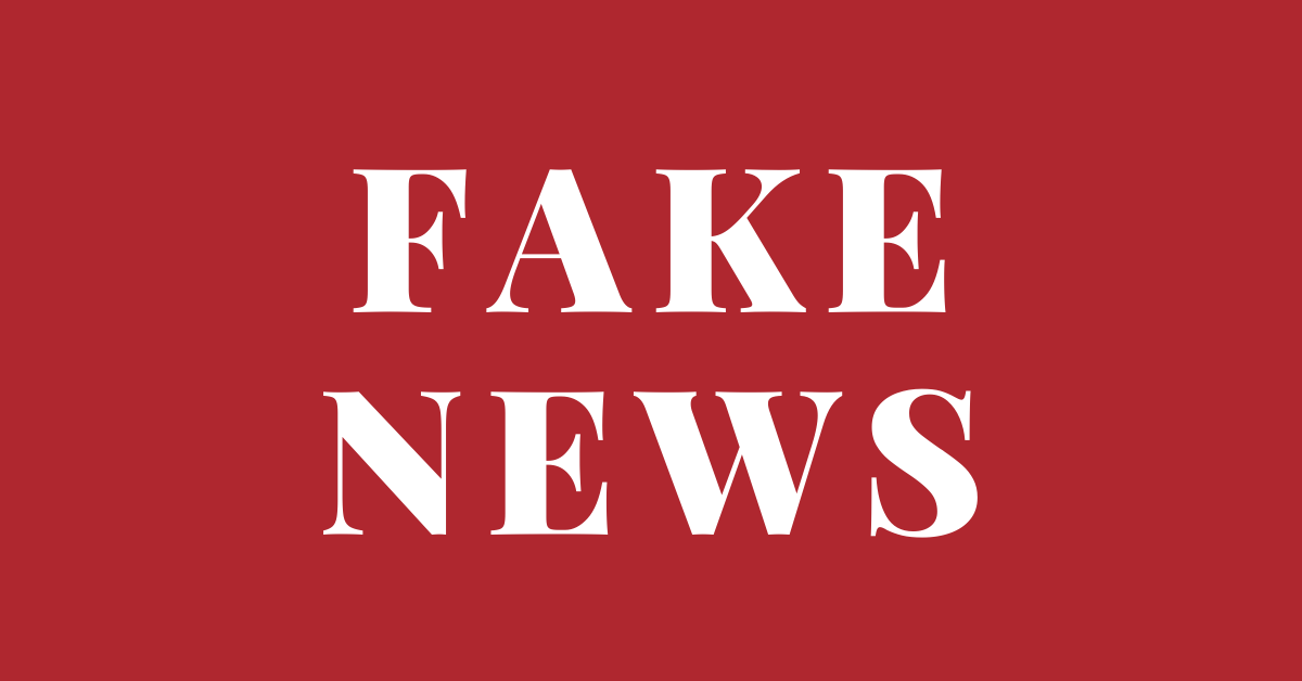 My Failed Fake News Experiment