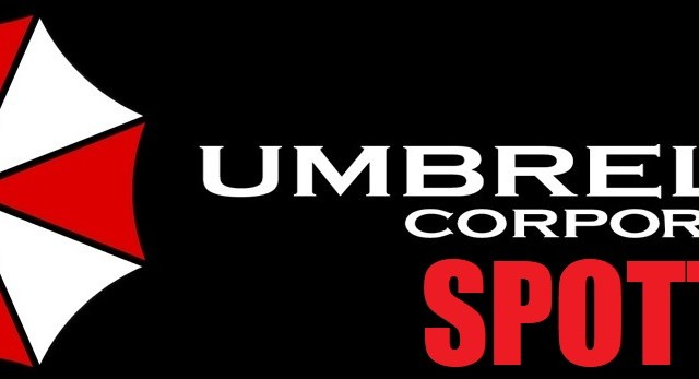 Umbrella Corp surfaces at local shop amid global pandemic!