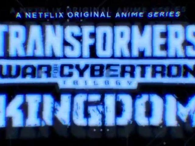 Transformers War For Cybertron: KINGDOM Confirmed by Netflix