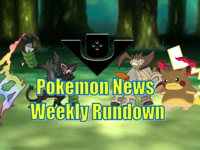 Secrets of the Jungle and Zarude Details Revealed – Pokemon News Weekly Rundown
