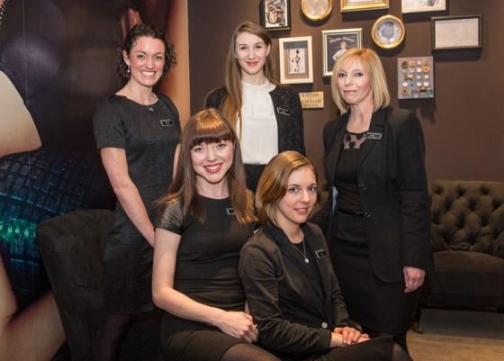Harrogate Lingerie Stylist Team