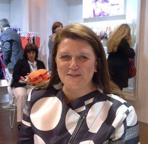 Tracy Lewis of Wacoal Europe