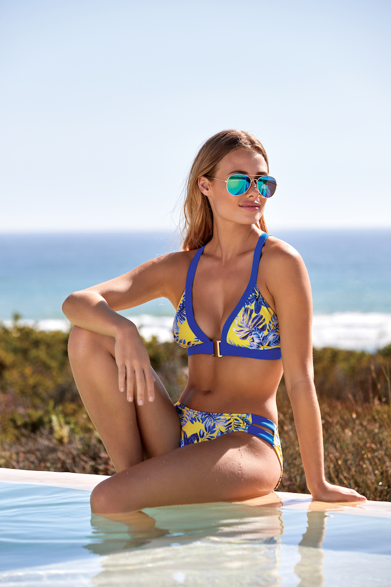 Free People Showcases Beachwear in May 2019 Catalog pics