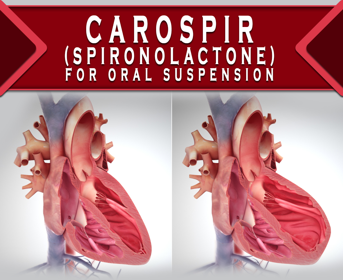 Carospir (Spironolactone) for Oral Suspension