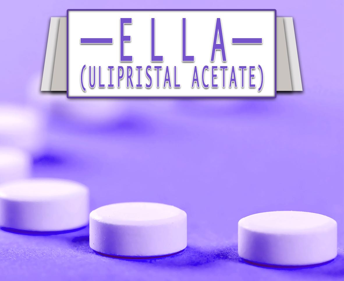 Ella (Ulipristal Acetate)