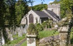 St Brynach's church at Nevern in Pembrokeshire.
