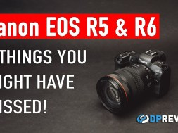 8 Things About the New Canon EOS R5 and EOS R6 That You May Have Missed